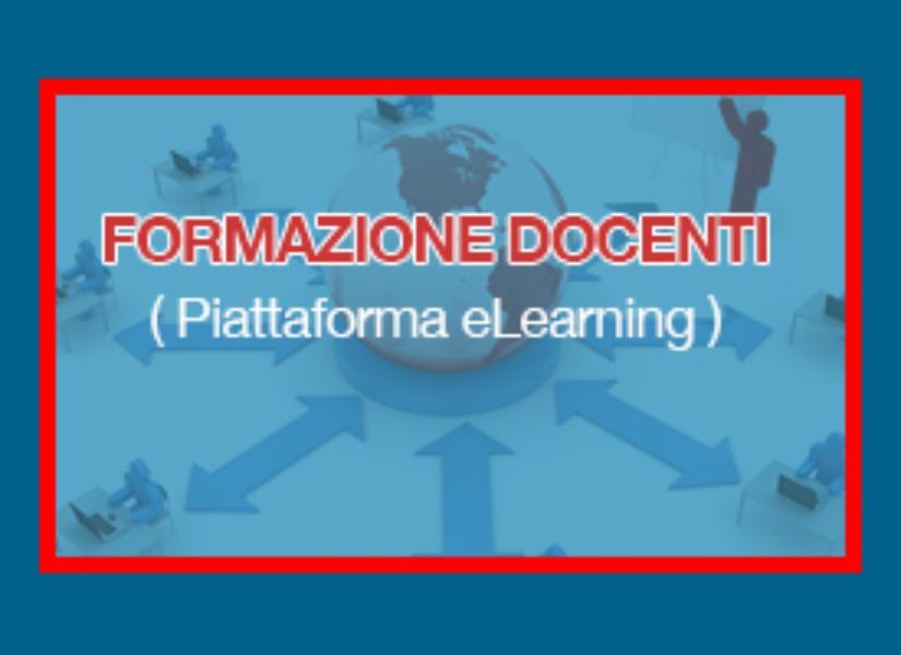 Formazione Docenti (piattaforma e learning)