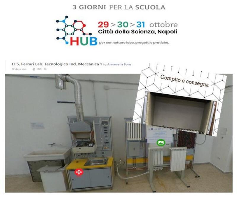 """""""Tre giorni per la Scuola"""" a Città della Scienza"""